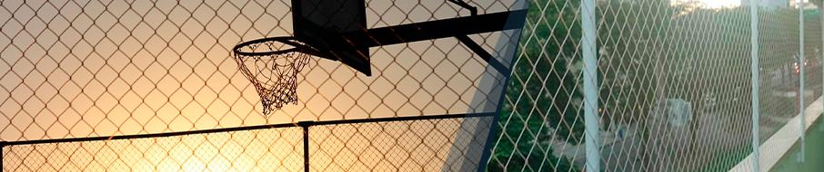 Telas de proteção para Quadras Espostivas em Curitiba